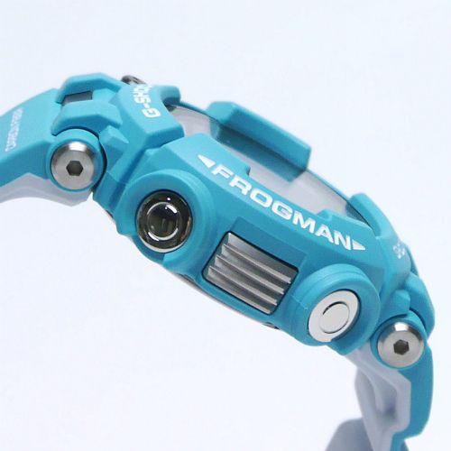 カシオGショック フロッグマン ソーラー電波腕時計 GWF-D1000MB-3JF Master in MARINE BLUE メンズ 国内正規品