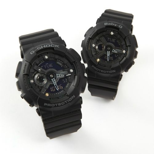 CASIO G-SHOCK/BABY-G ラバーズコレクション2018 アナログ・デジタル腕時計  LOV-18C-1AJR 国内正規品