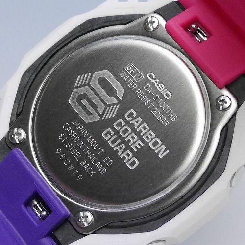 カシオGショック アナログ・デジタル腕時計 GA-2100THB-7AJF メンズ Throwback 1990s 国内正規品