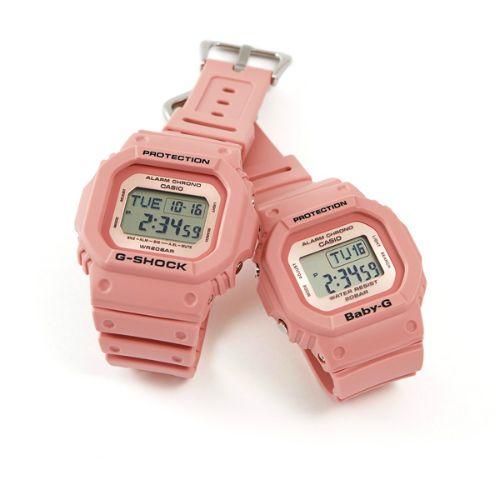 CASIO G-SHOCK/BABY-G ラバーズコレクション2018 デジタル腕時計  LOV-18B-4JR 国内正規品