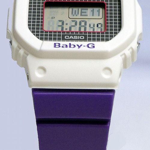 カシオ ベビーG デジタル腕時計 BGD-560THB-7JF レディース Throwback 1990s 国内正規品