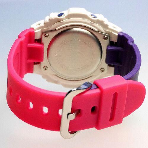 カシオ ベビーG デジタル腕時計 BGD-570THB-7JF レディース Throwback1990s 国内正規品