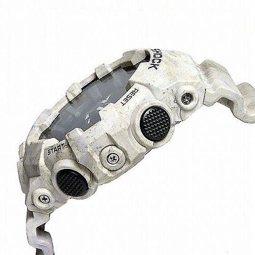 カシオGショック アナログ・デジタル腕時計 GA-700WM-5AJF メンズ アースカラートーンシリーズ 国内正規品