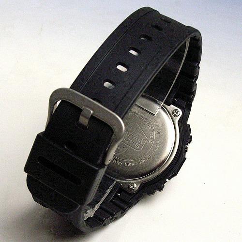 カシオGショック黒 デジタル腕時計 DW-5600BB-1JF  ソリッドカラーズ メンズ 【動画有】