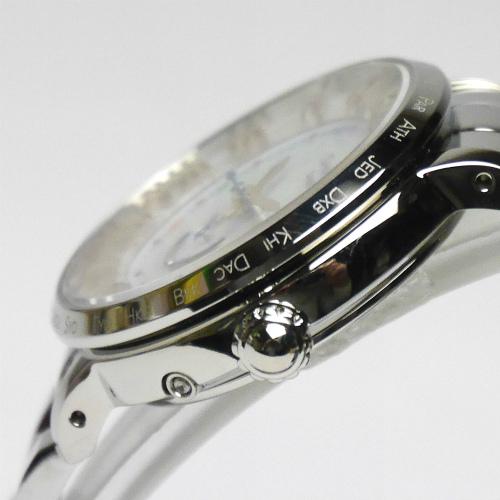 カシオ シーン ソーラー電波腕時計   SHW-1600D-7AJF  フローティング・インデックス・シリーズ レディース 国内正規品