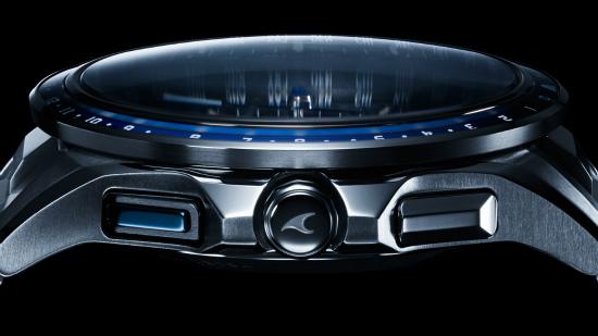 カシオ オシアナス GPSハイブリッド電波ソーラー腕時計   OCW-G1100-1AJF メンズ  3年保証 国内正規品