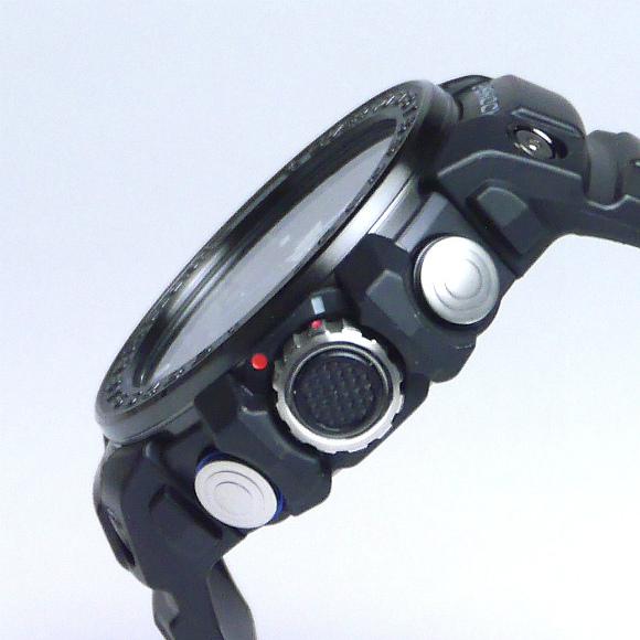 カシオGショック ガルフマスター ソーラー電波腕時計  GWN-1000C-1AJF メンズ 国内正規品 【動画有】