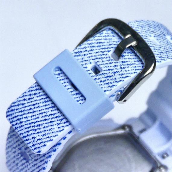 カシオ ベビーG アナ・デジ 腕時計   BA-110DC-2A3JF DENIM'D COLOR レディース 限定品 国内正規品