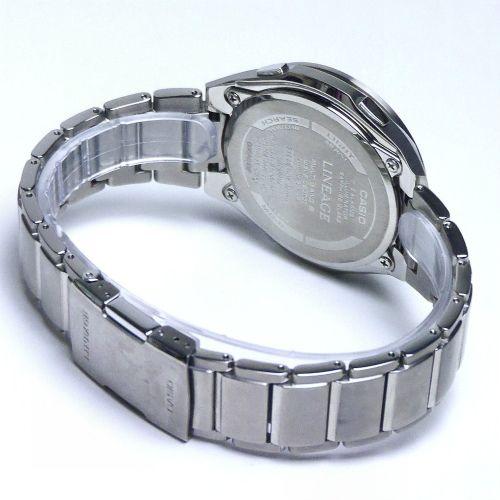 カシオ リニエージ ソーラー電波腕時計  LCW-M500TD-1AJF メンズ 国内正規品