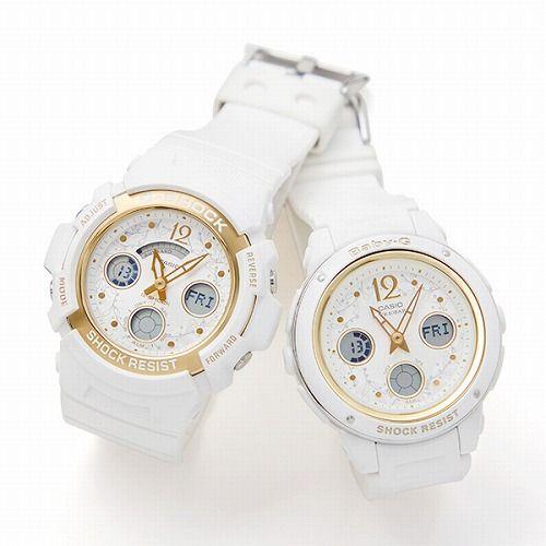 CASIO G-SHOCK/BABY-G ラバーズコレクション2019 アナログ・デジタル腕時計  LOV-19A-7AJR 国内正規品