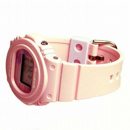 カシオ ベビーG デジタル腕時計 BGD-570BC-4JF レディース 80's Beach Colors 限定品 国内正規品