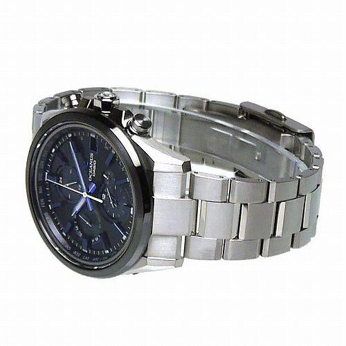 CASIO OCEANUS CLASSIC LINE ソーラー電波腕時計 OCW-T4000A-1AJF メンズ スマートフォンリンク 3年保証 国内正規品