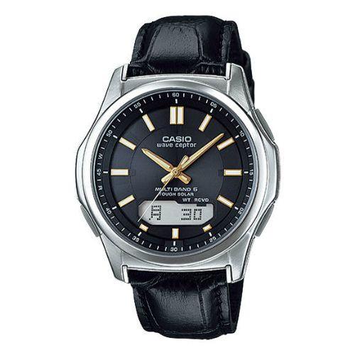 カシオ ウェーブセプター ソーラー電波腕時計 WVA-M630L-1A2JF メンズ 国内正規品