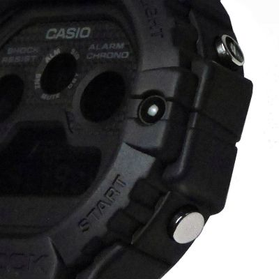 カシオGショック黒 デジタル腕時計  DW-5900BB-1JF  メンズ 限定品 国内正規品