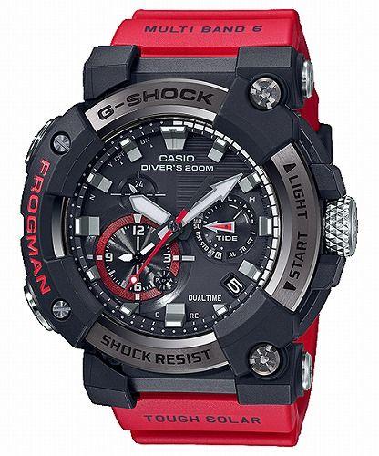 カシオGショック フロッグマン ソーラー電波腕時計 GWF-A1000-1A4JF  メンズ 国内正規品