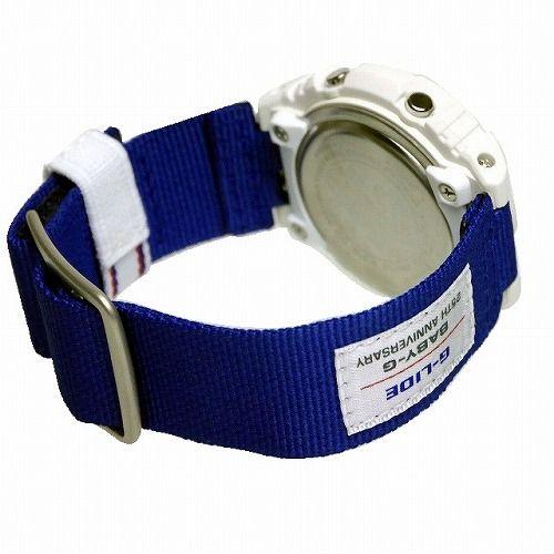 カシオ ベビーG Gライド アナ・デジ 腕時計  BAX-125-2AJR 25th Anniversary Model レディース 国内正規品