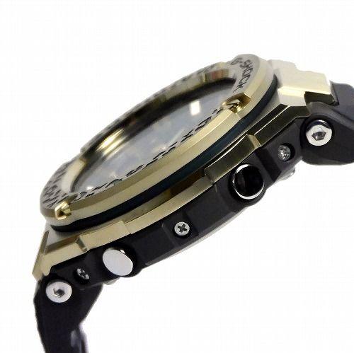 カシオGショックGスチール 電波ソーラー腕時計 GST-W310WLP-1A9JR メンズ Love The Sea And The Earth 国内正規品