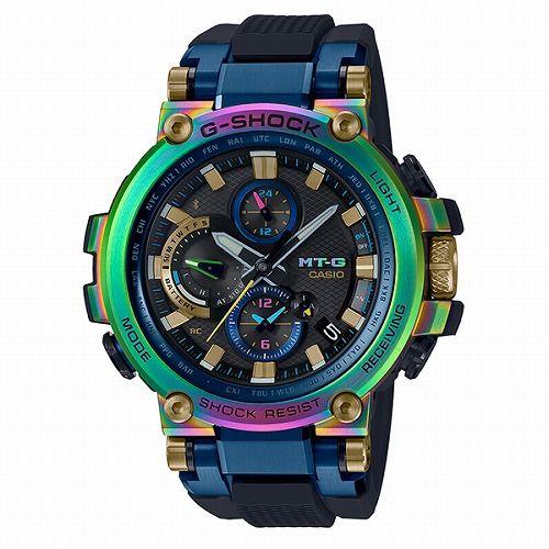 カシオGショック Bluetooth搭載 電波ソーラー腕時計  MT-G MTG-B1000RB-2AJR 20th Anniversary Limited Edition メンズ 国内正規品