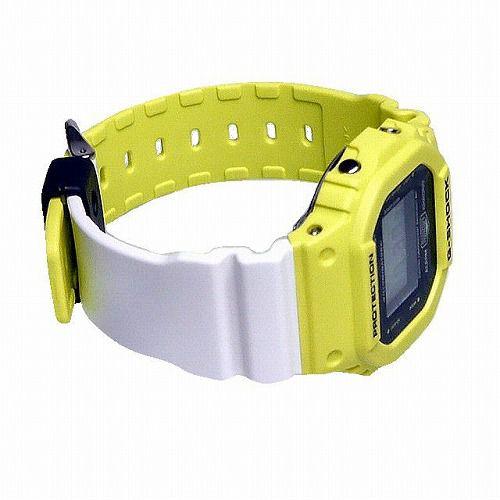 CASIO G-SHOCK デジタル腕時計 DW-5600TGA-9JF メンズ Lightning YelloW Sereis  国内正規品
