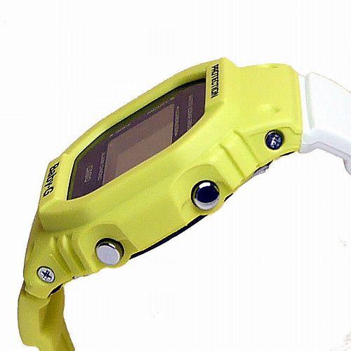 カシオ ベビーG デジタル腕時計 BGD-560TG-9JF レディース Lightning YelloW Sereis  国内正規品