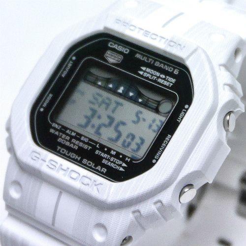 カシオGショック ソーラー電波腕時計  G-LIDE GWX-5600WA-7JF メンズ 国内正規品