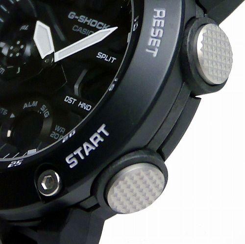 カシオGショック アナログ・デジタル腕時計 GA-2000S-1AJF メンズ 国内正規品