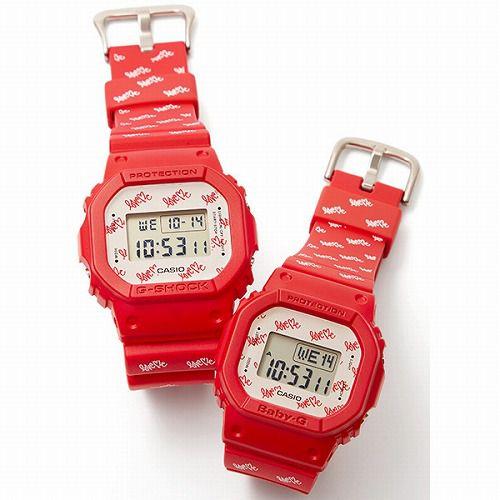 CASIO G-SHOCK/BABY-G ラバーズコレクション2020 デジタル腕時計  LOV-20B-4JR 国内正規品