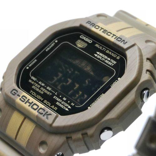 カシオGショック ソーラー電波腕時計  G-LIDE GWX-5600WB-5JF メンズ 国内正規品