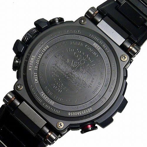 カシオGショック MT-G 電波ソーラー腕時計 MTG-B1000WLP-1AJR メンズ Love The Sea And The Earth 国内正規品