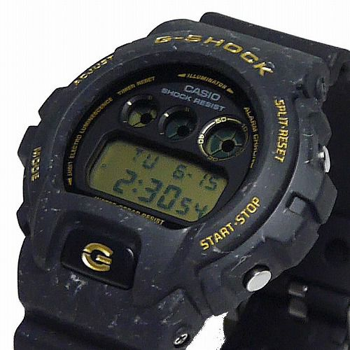 カシオGショック デジタル腕時計 DW-6900WS-1JF メンズ  国内正規品