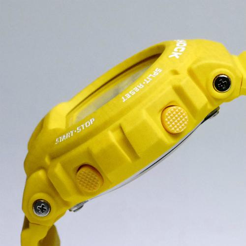 カシオGショック デジタル腕時計  GD-X6900HT-9JF ヘザードカラー シリーズ 限定品 国内正規品 【動画有】