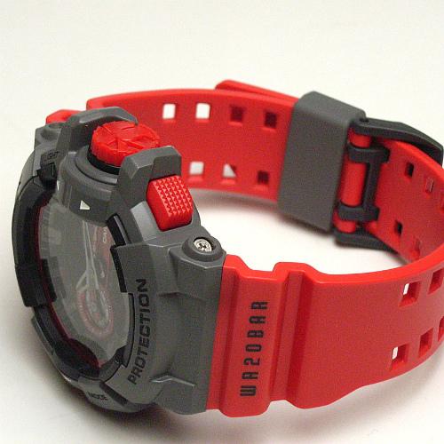 カシオGショック アナログ・デジタル腕時計  GA-400-4BJF メンズ 限定品 国内正規品
