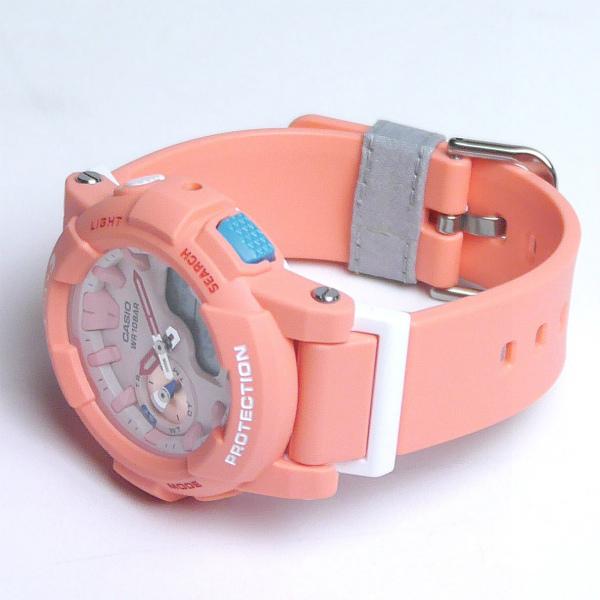 カシオ ベビーG アナ・デジ 腕時計  BGA-185-4AJF レディース 国内正規品