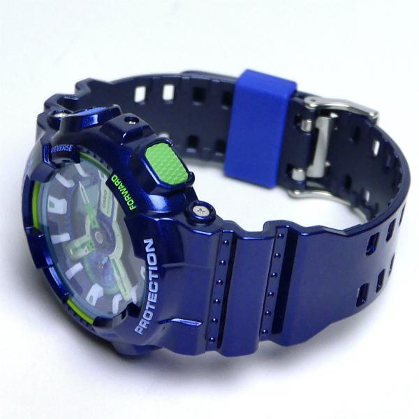 カシオGショック アナログ・デジタル腕時計  GA-110MC-2AJF クレイジーカラーズ メンズ 限定品 国内正規品