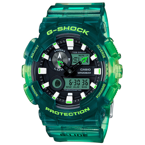 カシオGショックGライド アナログ・デジタル腕時計  GAX-100MSA-3AJF メンズ 国内正規品