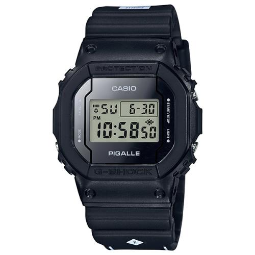 カシオGショック デジタル腕時計  DW-5600PGB-1JR  メンズ 「PIGALLE」 タイアップモデル 国内正規品  限定品