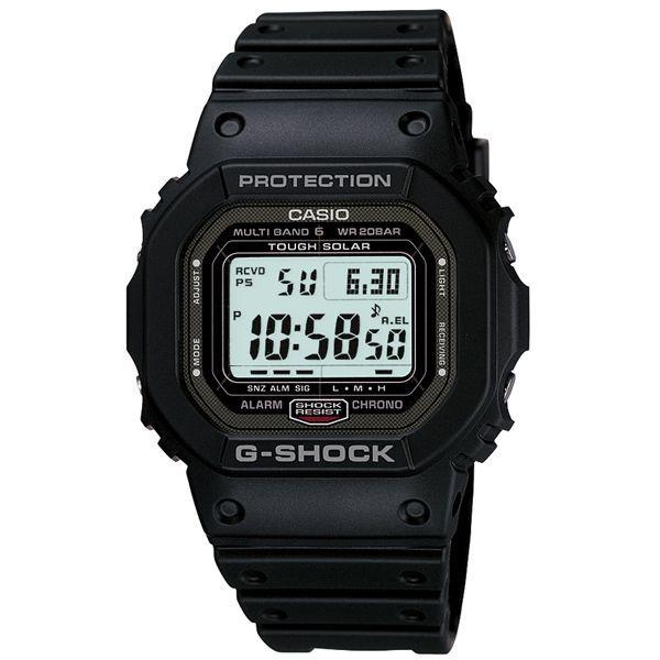 カシオGショック ソーラー電波腕時計  GW-5000-1JF メンズ 国内生産正規品 【動画有】