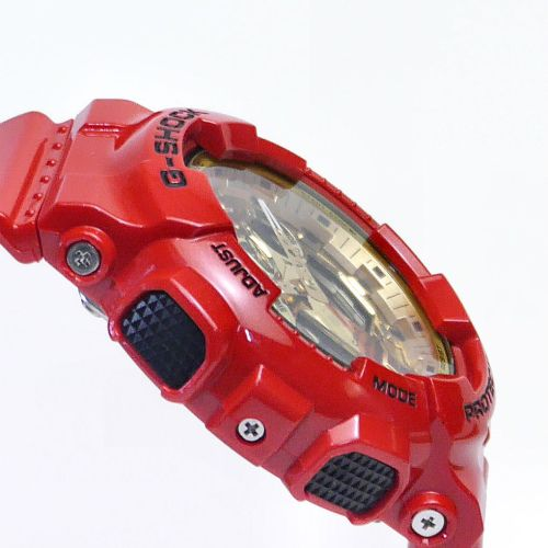 カシオGショック アナログ・デジタル腕時計  GA-100VLA-4AJF メンズ 国内正規品
