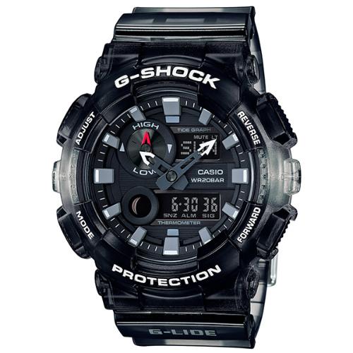 カシオGショックGライド アナログ・デジタル腕時計  GAX-100MSB-1AJF メンズ 国内正規品