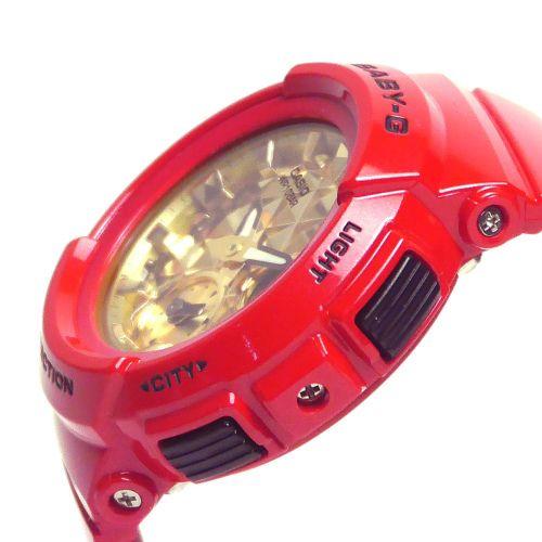 カシオ ベビーG アナ・デジ 腕時計  BGA-195VLA-4AJF レディース 国内正規品