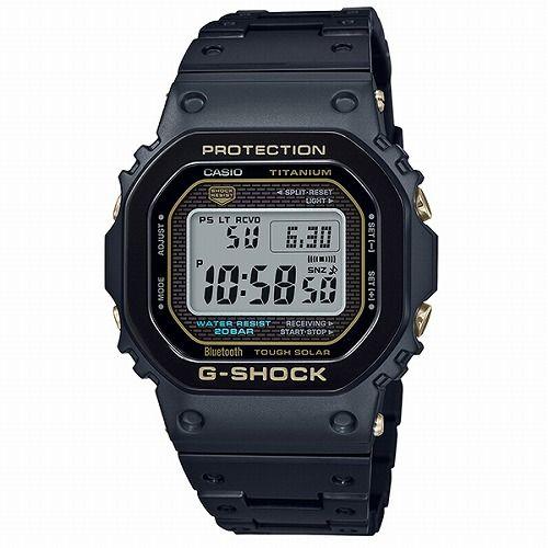 カシオGショック ソーラー電波腕時計 GMW-B5000TB-1JR メンズ スマートフォンリンク 国内正規品
