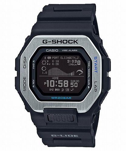 カシオGショック ジー・ライド デジタル腕時計 GBX-100-1JF メンズ スマートフォンリンク 国内正規品