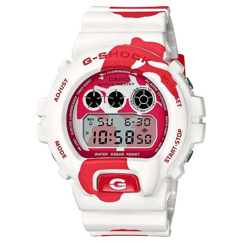 カシオGショック デジタル腕時計 DW-6900JK-4JR メンズ NISHIKIGOI  国内正規品