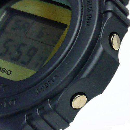 カシオGショック黒 デジタル腕時計  DW-5700BBMB-1JF  Metallic Mirror Face メンズ 国内正規品