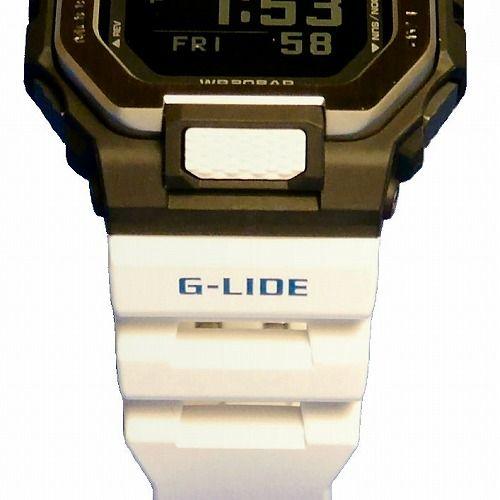 カシオGショック ジー・ライド デジタル腕時計 GBX-100-7JF メンズ スマートフォンリンク 国内正規品