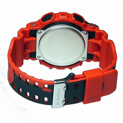 カシオGショック アナログ・デジタル腕時計 GA-100JK-4AJR メンズ NISHIKIGOI  国内正規品