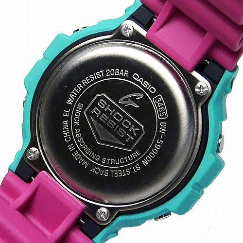 カシオGショック デジタル腕時計 DW-5900DN-3JF  メンズ  Multi Colors 限定品  国内正規品