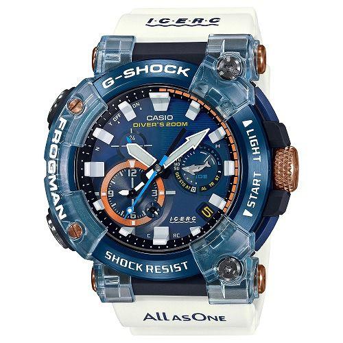 カシオGショック フロッグマン ソーラー電波腕時計 GWF-A1000K-2AJR  メンズ イルカクジラ2021年モデル 国内正規品
