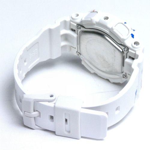 カシオ ベビーG アナ・デジ 腕時計  BA-120SPL-7AJF Splatter Pattern Series レディース 限定品 国内正規品