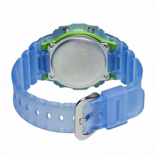 CASIO G-SHOCK デジタル腕時計 DW-5600LS-2JF メンズ Color Skeleton Series  限定品 国内正規品